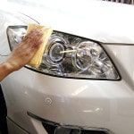 Beaches Car Wash headlight restoration
