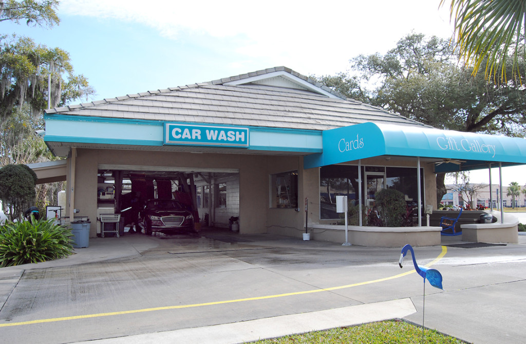 Beaches Car Wash exterior