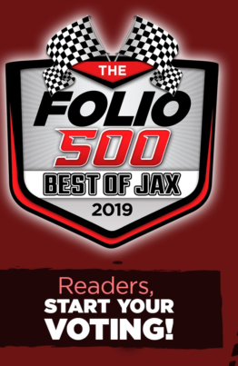 Vote Beaches Car Wash Folio 500 Best of Jax