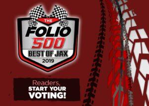 Vote Beaches Car Wash Folio 500 Best of Jax