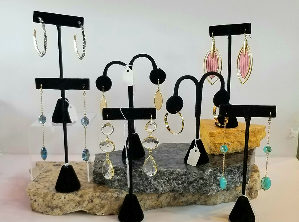 Beaches Car Wash and Gift Gallery Dangle Earrings